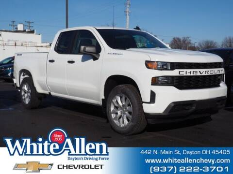 2021 Chevrolet Silverado 1500 for sale at WHITE-ALLEN CHEVROLET in Dayton OH