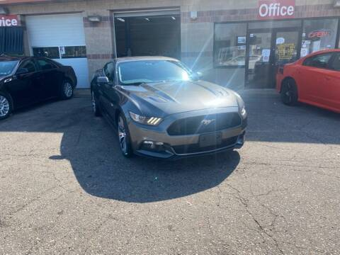 2015 Ford Mustang for sale at KING AUTO SALES  II in Detroit MI