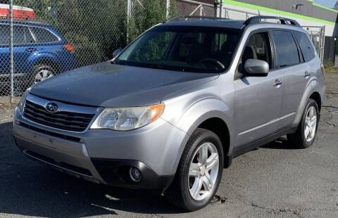 2010 Subaru Forester for sale at Father & Sons Auto Sales in Leeds NY