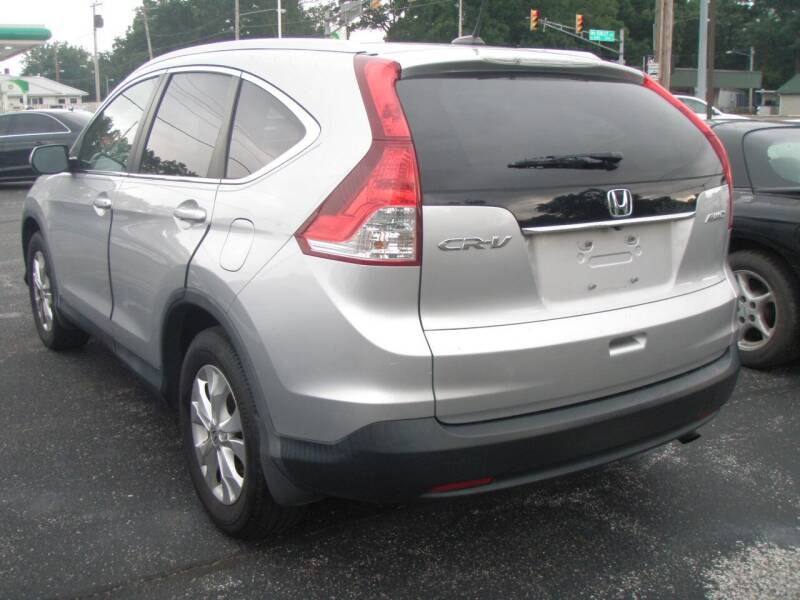 2014 Honda CR-V for sale at Autoworks in Mishawaka IN
