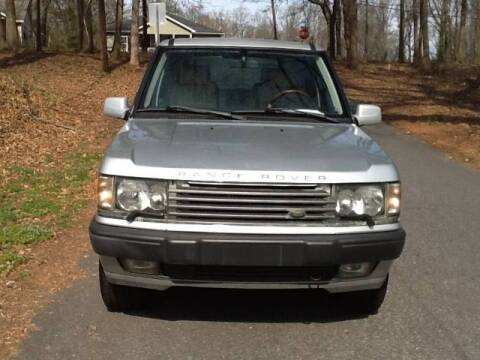 2002 Land Rover Range Rover for sale at Roadtrip Carolinas in Greenville SC