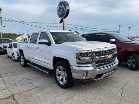 2016 Chevrolet Silverado 1500 for sale at Direct Auto in D'Iberville MS