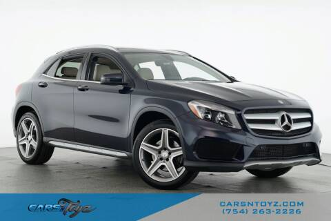 2017 Mercedes-Benz GLA for sale at JumboAutoGroup.com - Carsntoyz.com in Hollywood FL