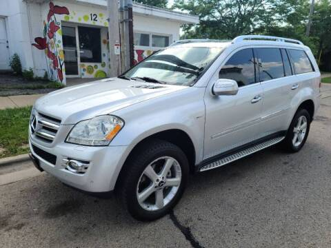 2009 Mercedes-Benz GL-Class for sale at Steve's Auto Sales in Madison WI