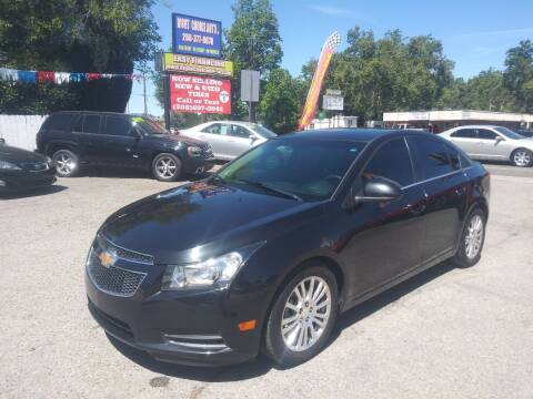 2012 Chevrolet Cruze for sale at Right Choice Auto in Boise ID