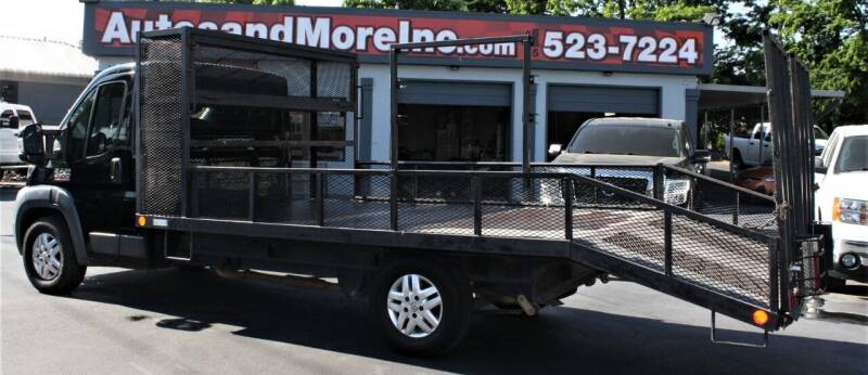 2014 RAM ProMaster Cab Chassis for sale at Autos and More Inc in Knoxville TN
