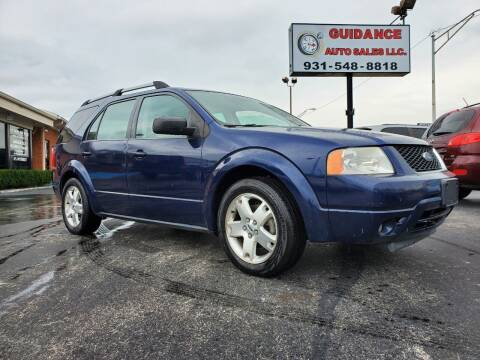 2005 Ford Freestyle for sale at Guidance Auto Sales LLC in Columbia TN