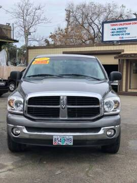 2007 Dodge Ram for sale at Victory Auto Sales in Stockton CA