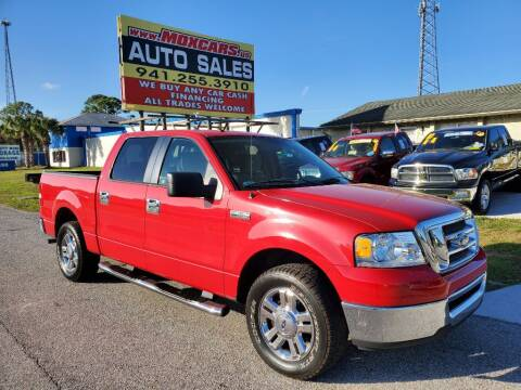 2008 Ford F-150 for sale at Mox Motors in Port Charlotte FL