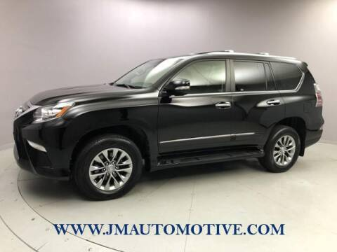 2014 Lexus GX 460 for sale at J & M Automotive in Naugatuck CT