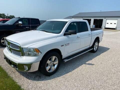 2015 RAM Ram Pickup 1500 for sale at Burtle Motors in Auburn IL