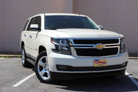2015 Chevrolet Tahoe for sale at El Compadre Trucks in Doraville GA