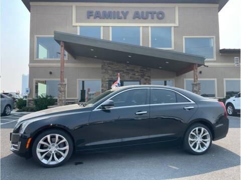 2015 Cadillac ATS for sale at Moses Lake Family Auto Center in Moses Lake WA