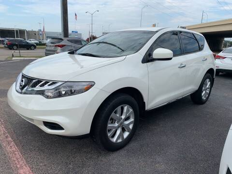 2014 Nissan Murano for sale at New Start Auto in Richardson TX