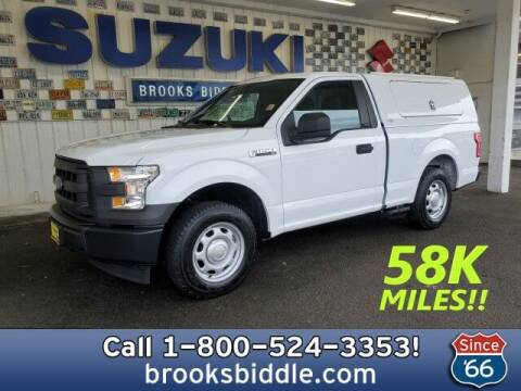 2017 Ford F-150 for sale at BROOKS BIDDLE AUTOMOTIVE in Bothell WA