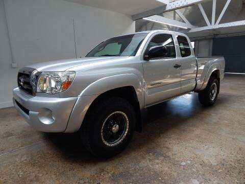 2007 Toyota Tacoma for sale at Milpas Motors Auto Gallery in Ventura CA
