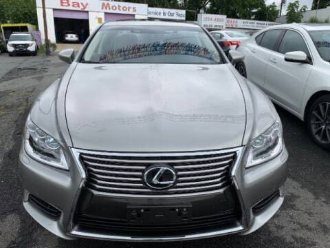 2016 Lexus LS 460 for sale at Bay Motors Inc in Baltimore MD