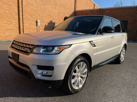 2015 Land Rover Range Rover Sport for sale at Vantage Auto Wholesale in Lodi NJ