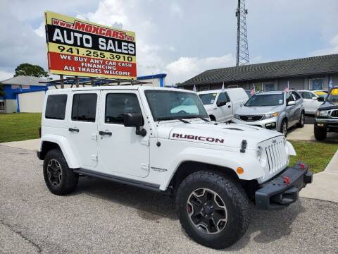 2016 Jeep Wrangler Unlimited for sale at Mox Motors in Port Charlotte FL