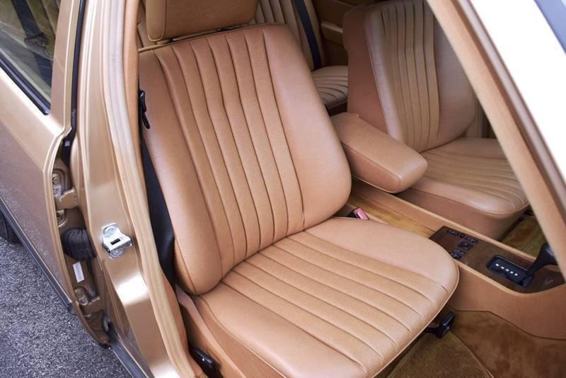 1987 Mercedes-Benz 260-Class 260 E 4dr Sedan - Columbus OH