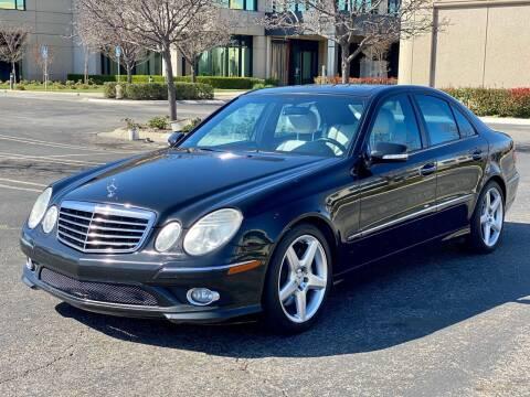2009 Mercedes-Benz E-Class for sale at Silmi Auto Sales in Newark CA