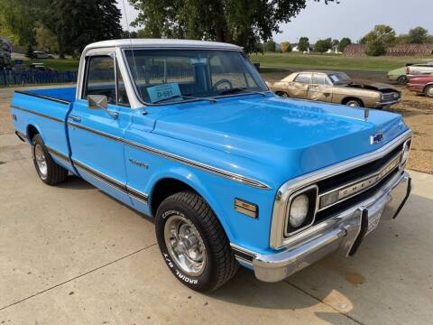 1969 Chevrolet C/K 10 Series for sale at B & B Auto Sales in Brookings SD