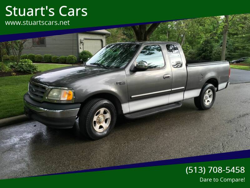 2002 Ford F-150 for sale at Stuart's Cars in Cincinnati OH