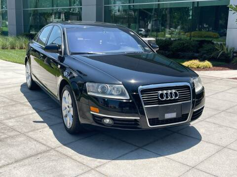 2006 Audi A6 for sale at Top Motors in San Jose CA