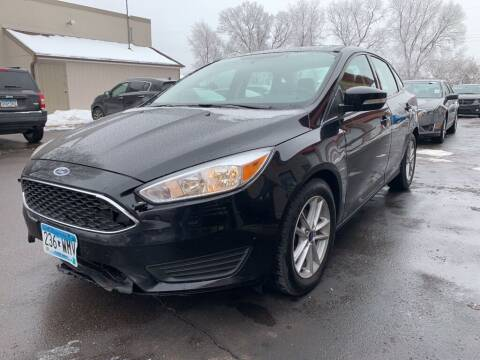 2017 Ford Focus for sale at MIDWEST CAR SEARCH in Fridley MN