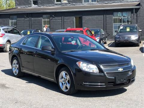 2010 Chevrolet Malibu for sale at GREENPORT AUTO in Hudson NY