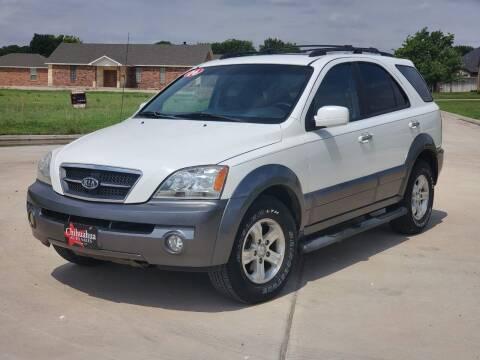 2006 Kia Sorento for sale at Chihuahua Auto Sales in Perryton TX