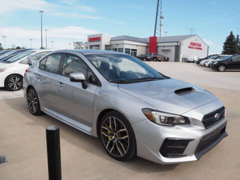 2020 Subaru WRX for sale at SIMOTES MOTORS in Minooka IL