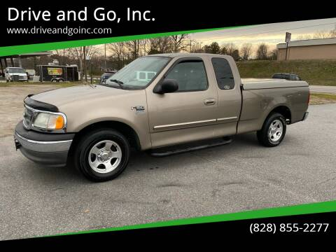 2003 Ford F-150 for sale at Drive and Go, Inc. in Hickory NC