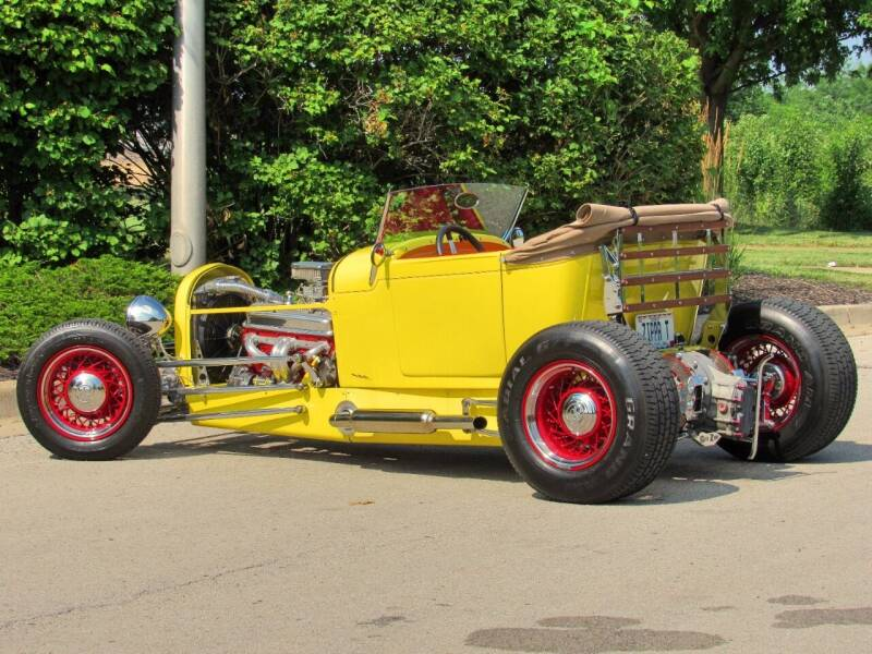 1927 Ford Model A for sale at KC Classic Cars in Kansas City MO