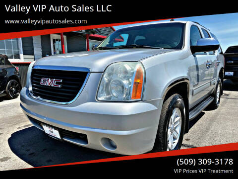 2011 GMC Yukon for sale at Valley VIP Auto Sales LLC - Valley VIP Auto Sales - E Sprague in Spokane Valley WA