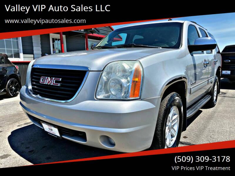 2011 GMC Yukon for sale at Valley VIP Auto Sales LLC in Spokane Valley WA