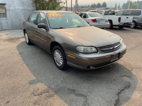 2002 Chevrolet Malibu for sale at Low Auto Sales in Sedro Woolley WA