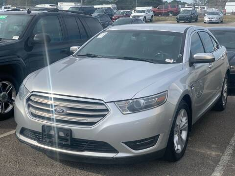 2015 Ford Taurus for sale at Drive Now Motors in Sumter SC