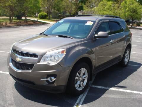 2010 Chevrolet Equinox for sale at Uniworld Auto Sales LLC. in Greensboro NC
