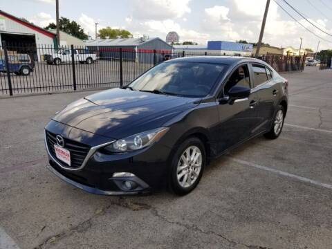 2016 Mazda MAZDA3 for sale at A & J Enterprises in Dallas TX