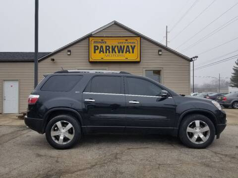 2011 GMC Acadia for sale at Parkway Motors in Springfield IL