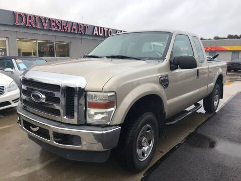 2008 Ford F-250 Super Duty for sale at DriveSmart Auto Sales in West Chester OH