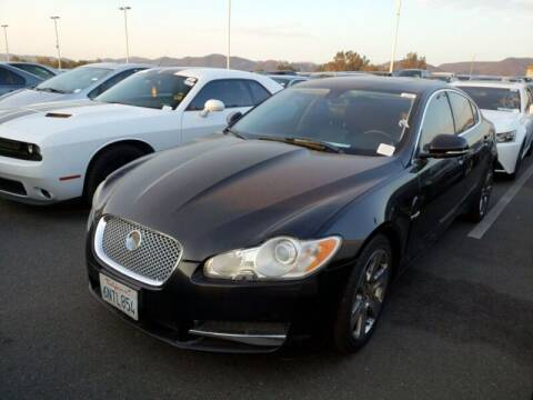 2011 Jaguar XF for sale at SoCal Auto Auction in Ontario CA