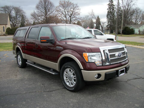 2010 Ford F-150 for sale at USED CAR FACTORY in Janesville WI