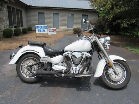 2002 Yamaha Road Star for sale at Blue Ridge Riders in Granite Falls NC