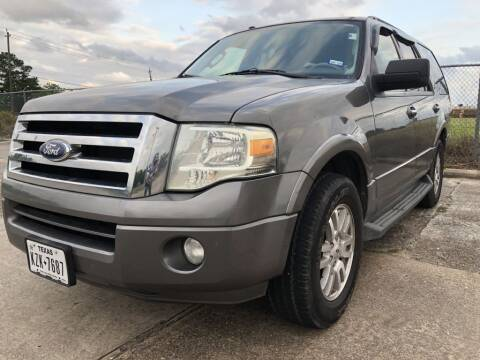 2011 Ford Expedition for sale at Speedy Auto Sales in Pasadena TX