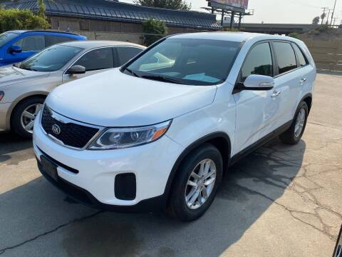 2014 Kia Sorento for sale at Approved Autos in Bakersfield CA