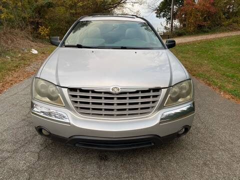 2004 Chrysler Pacifica for sale at Speed Auto Mall in Greensboro NC