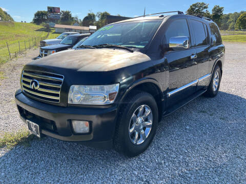 2007 Infiniti QX56 for sale at Gary Sears Motors in Somerset KY