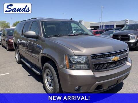 2014 Chevrolet Suburban for sale at Sands Chevrolet in Surprise AZ